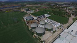 Sütaş Karacabey Biyogaz Tesisi Büyüme Projesi Tamamlandı.